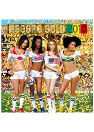 Various Artists - Reggae Gold 2010 (Music CD)