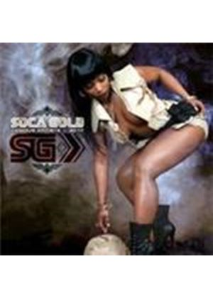 Various Artists - Soca Gold 2010 (+DVD)