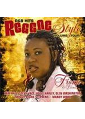 Various Artists - R&B Hits Reggae Style Vol.4 (Fiona & Friends) (Music CD)