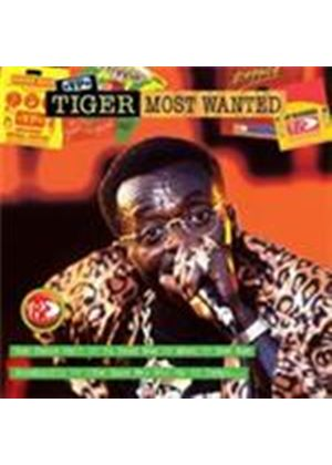 Tiger - Most Wanted (Music CD)
