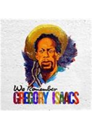 Various Artists - We Remember Gregory Isaacs (Music CD)
