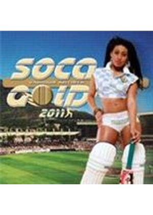 Various Artists - Soca Gold 2011 (+DVD)