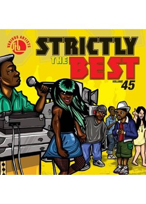 Various Artists - Strictly The Best Vol. 45 (Music CD)