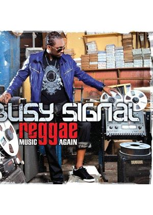 Busy Signal - Reggae Music Again (Music CD)