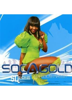 Various Artists - Soca Gold 2012 (+DVD)