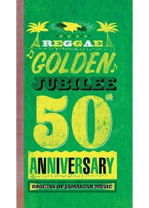 Various Artists - Reggae Golden Jubilee (The Origins of Jamaican Music) (Music CD)