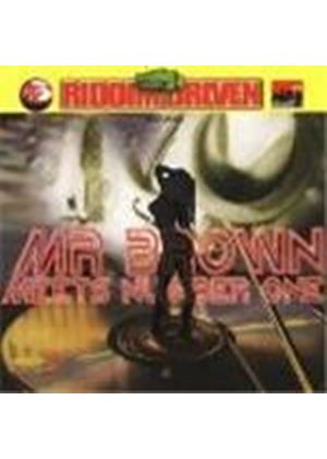 Various Artists - Riddim Driven - Mr. Brown Meets Number One