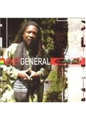 Mikey General - Red Green And Gold