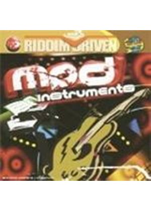 Various Artists - Mad Instruments (Riddim Driven - Mixed By Fire Links)
