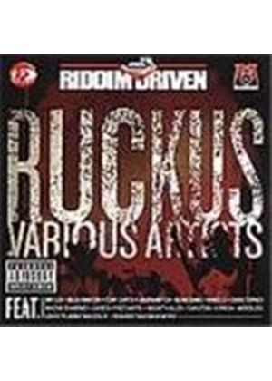 Various Artists - Riddim Driven - Ruckus