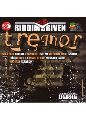 Various Artists - Tremor Riddim Driven (Music CD)