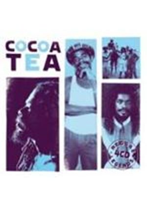 Cocoa Tea - Reggae Legends (Kingston Hot/One Up/Authorised/Rikers Island) (Music CD)