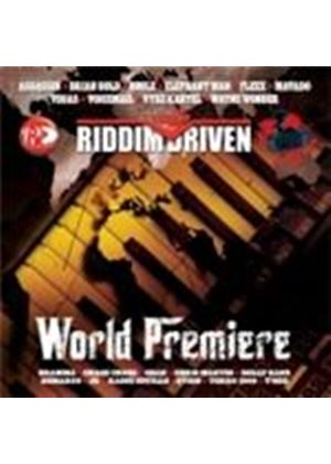 Various Artists - Riddim Driven - World Premiere (Music CD)