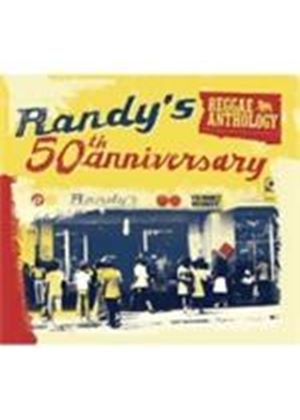 Various Artists - Randy's 50th Anniversary (+DVD)