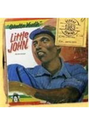Little John - Ghetto Youth (Music CD)