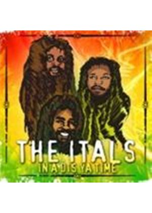 Itals (The) - In A Dis Ya Time (Music CD)
