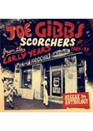 Various Artists - Joe Gibbs - Scorchers From The Early Years 1967-1973 (Reggae Anthology) (Music CD)