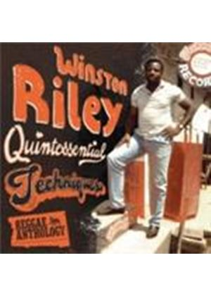 Various Artists - Winston Riley - Quintessential Techniques (Music CD)