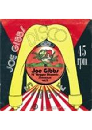 "Various Artists - Joe Gibbs - 12"" Reggae Discomix Showcase Vol.2 (Music CD)"