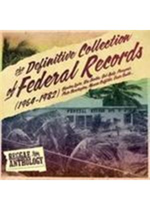 Various Artists - Definitive Collection Of Federal Records, The (1964-1982) (Music CD)