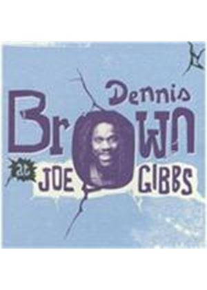 Dennis Brown - At Joe Gibbs (Visions/Words of Wisdom/Love's Got a Hold on Me/Reflections) (Music CD)
