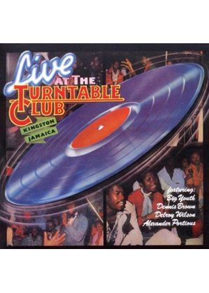 Various Artists - Live at the Turntable Club (Music CD)