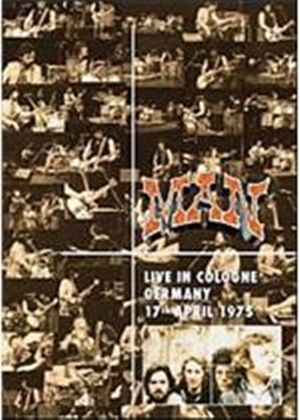 Man - Live In Cologne  Germany 17th April 1975