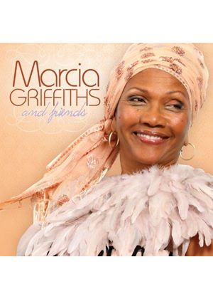 Marcia Griffiths - Marcia and Friends (Music CD)