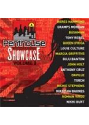 Various Artists - Penthouse Productions Showcase Vol.2 (Music CD)