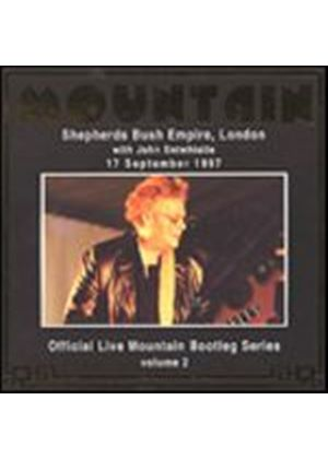 Mountain - Official Live Mountain Bootleg Series - Volume 2 (Music CD)