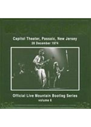 Mountain - Official Live Bootleg Series: Passaic, NJ Capitol Theatre (Music CD)