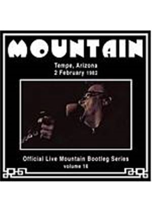 Mountain - Live In Tempe, Arizona (Music CD)