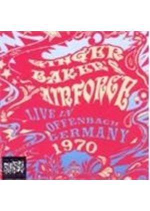 Ginger Baker - Live In Offenbach Germany 1970 (Music CD)