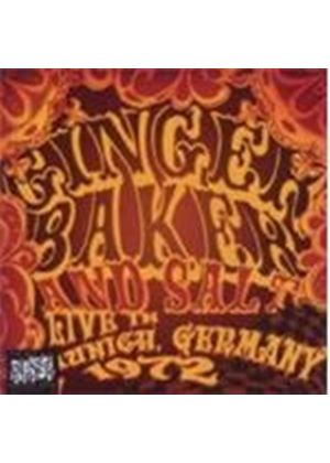 Ginger Baker - Live In Munich 1972 (Music CD)