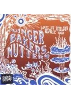 Ginger Baker - Live In Milan 1981 (Live Recording) (Music CD)