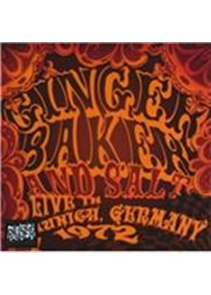 Ginger Baker - Live In Munich 1987 (Live Recording) (Music CD)