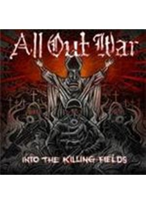 All Out War - Into The Killing Fields (Music CD)