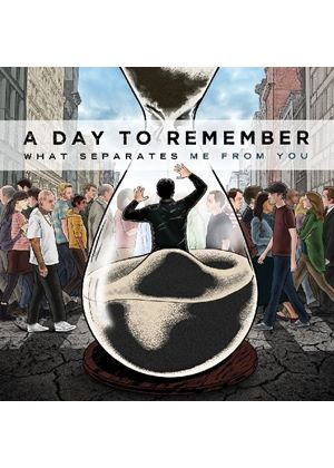 Day To Remember (A) - What Separates Me From You (Music CD)