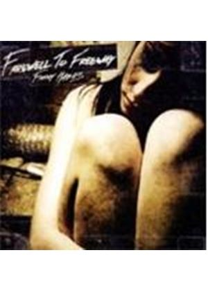 Farewell To Freeway - Filthy Habits (Music CD)