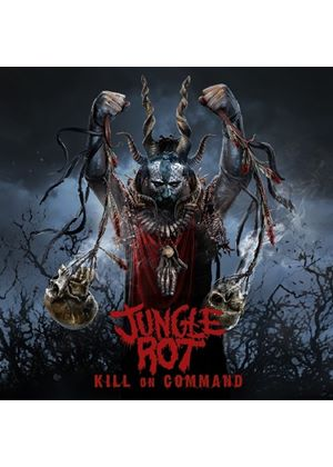 Jungle Rot - Kill On Command (Music CD)