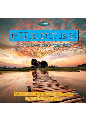 Puentes: Canciones de Argentina (Music CD)
