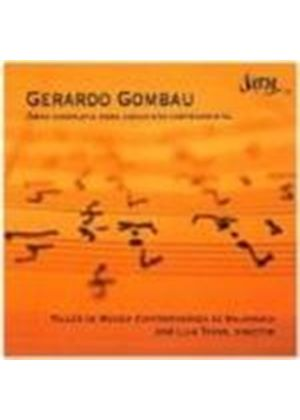 Gombau: Complete Music for Instrumental Ensemble