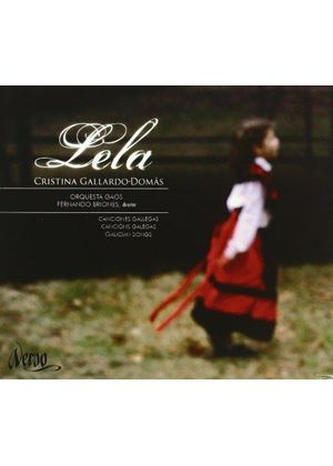 Lela: Canciones Gallegas (Music CD)