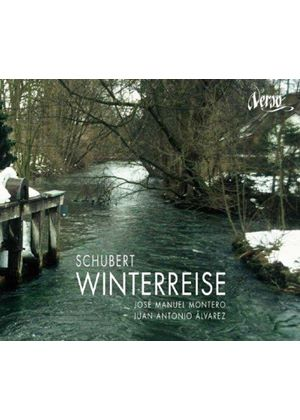 Schubert: Winterreise (Music CD)