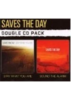 Saves The Day - Stay What You Are/Sound The Alarm (Music CD)