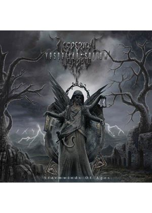 Vesperian Sorrow - Stormwinds of Ages (Music CD)