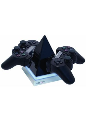 Venom Controller Pyramid Charger (PS3)