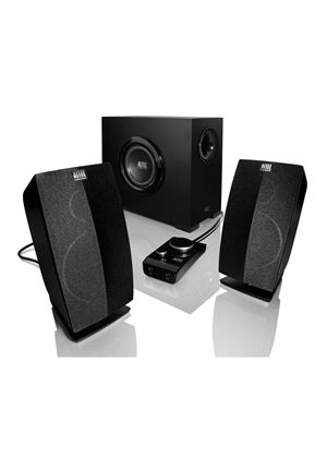 Altec Lansing VS2721 2.1 Channel PC Speaker System