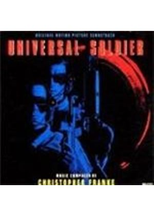 Soundtrack - UNIVERSAL SOLDIER
