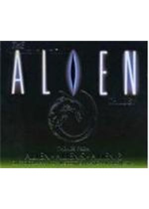 Original Soundtrack - Alien Trilogy/Eidelman/Rsno (Music CD)